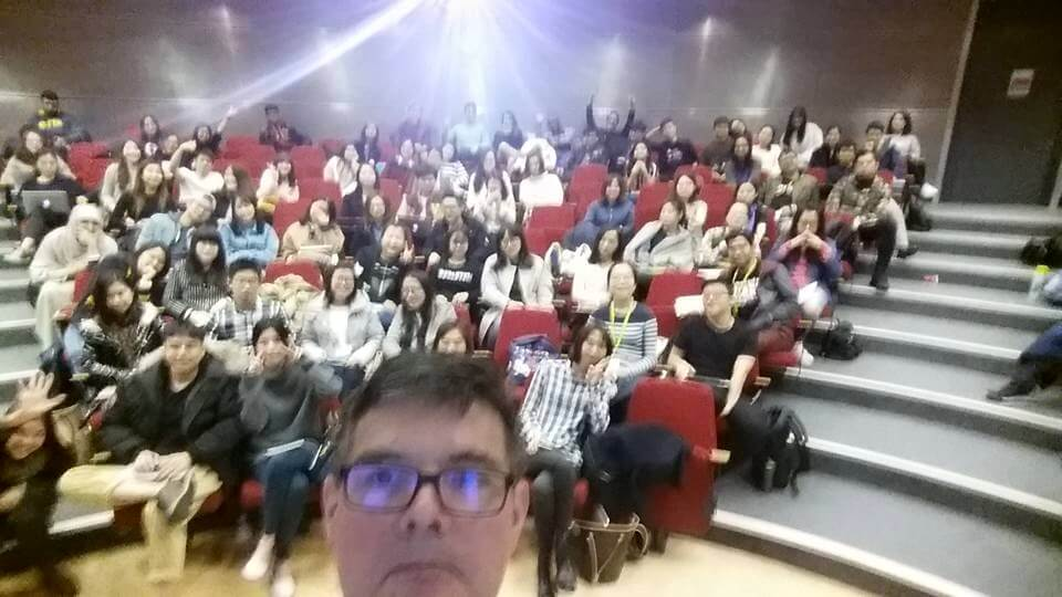 social media lecture University of Warwick