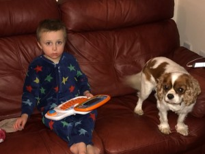 Help for a Brierley Hill child with autism