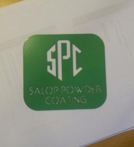 salop powder coating shrewsbury