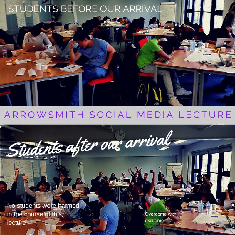 wmg social media lecture